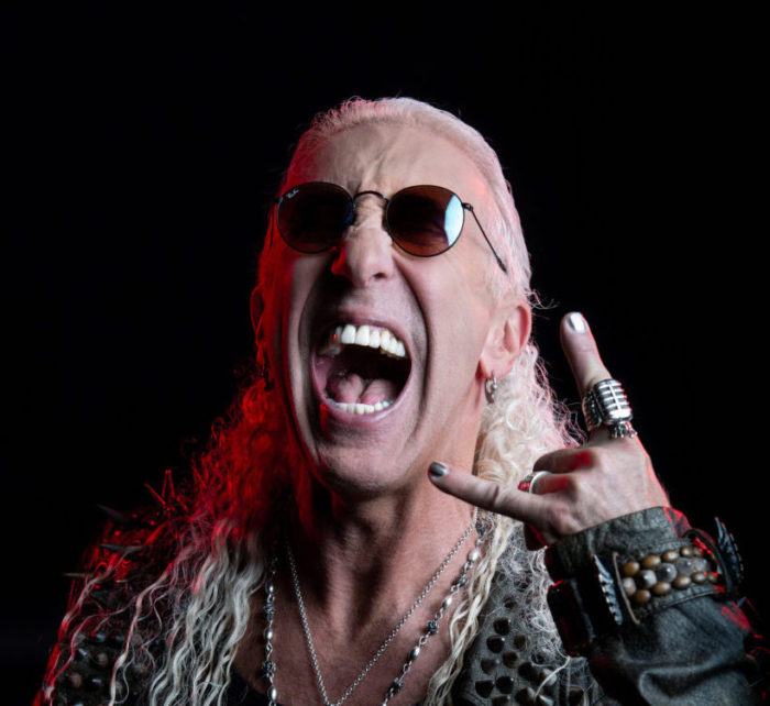 Portrait of Dee Snider / Kings of Chaos