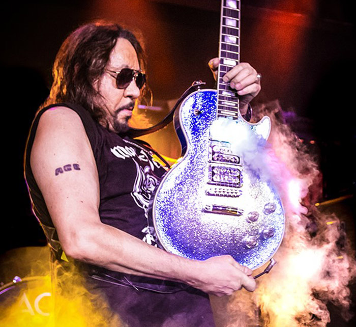 Portrait of Ace Frehley / Kings of Chaos